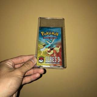 Pokemon Cards POP Series 3 Booster Pack