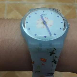 Swatch Pistillo(floral light blue)