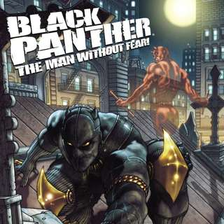 Black Panther: The Man Without Fear #513-515, 517-518, 520-521, 523, 527