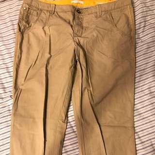 Esprit brown pants