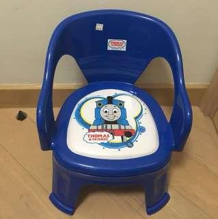 Thomas 幼兒膠椅