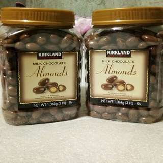 Kirkland almonds/ raisins