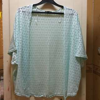 New Look mint outer