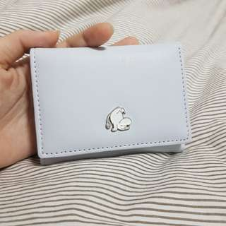 MINISO MOOMIN Short Wallet