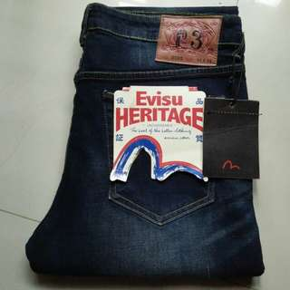 Evisu Jeans Import made in Japan