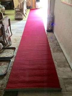 Red carpet sale