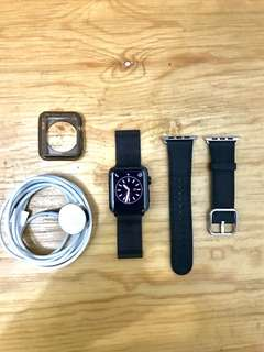 Apple watch stainless steel series 2 42mm space black (2nd gen)