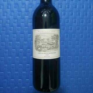 Lafite Rothschild Pauillac 1er Cru 2003
