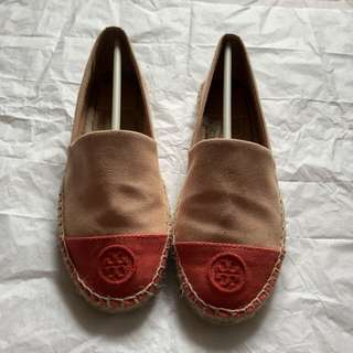 Tory burch shoes $350 size 39