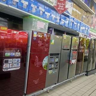 Kredit kulkas dan elektronik rumah tangga lainnya