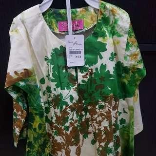 Baju Kurung SIREH PINANG (2-3y)