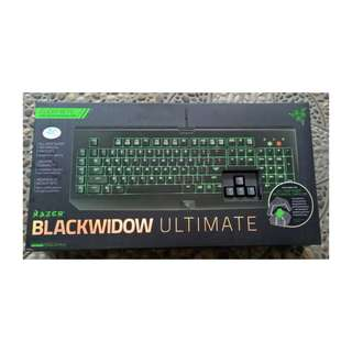 RAZER BLACKWIDOW ULTIMATE ELITE