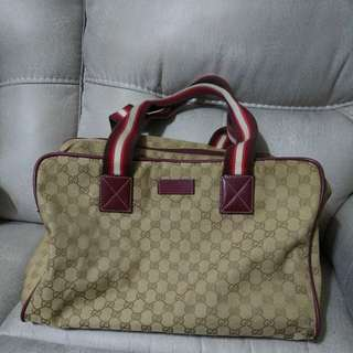 Gucci large tote bag 手袋