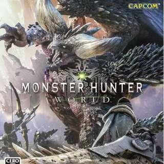 MHW Monster Hunter World PS4存檔修改