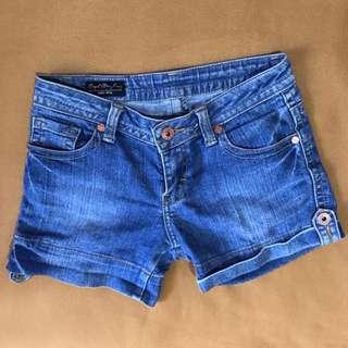 RRJ extendable shorts
