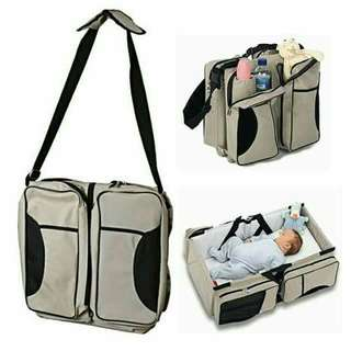 Travel Bed &  Bag