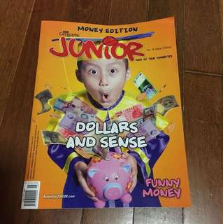 Asian Geographic Junior - Money edition