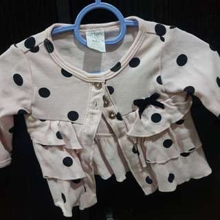 Jacket CARTERS (0-9m)