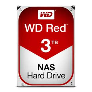 WD RED 3TB (HDD)