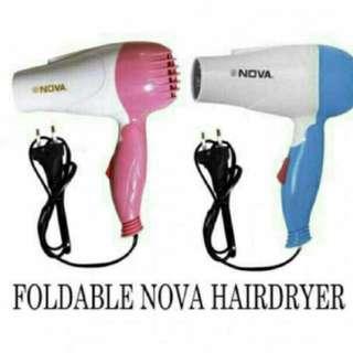 pengering rambut hairdyer
