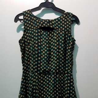 Preloved item- Holka-polka dress