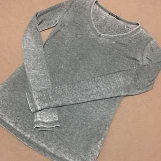 Cotton On: Grey Longsleeves