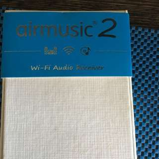 Air music 2 wifi streamer