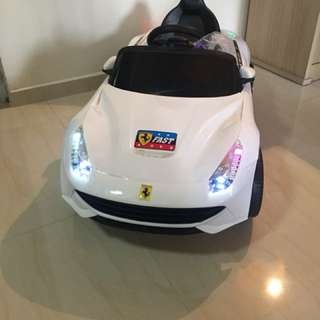 New Electric car bike for Children Kid toddlers and baby