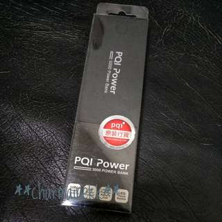 PQI Portable Charger 5000mAh 充電器