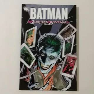 Batman  Joker's Asylum Vol 2