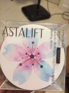 Astalift Loose Powder SPF 18 PA++ limited Edition package