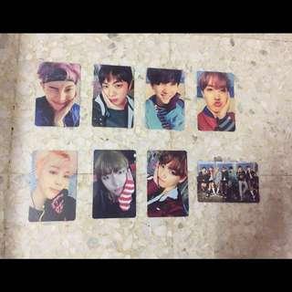 #CNY88 BTS YNWA DUPLICATE PCS