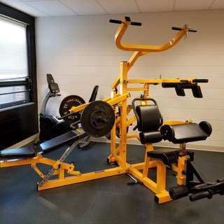 Powertec Multi-station Gym WB-MS