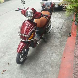 RUSH FOR SALE! ROMAI EBIKE. NO ISSUE LAHAT GUMAGANA NAKA PROJECTOR HEADLIGHT WITH CHARGER. JUST CALL OR TEXT 09178813282. FIXED PRICE NA PO. WAG NA MAG TEXT PARA TUMAWAD.
