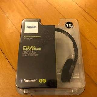 Philips Bluetooth Headset 藍牙耳筒連咪