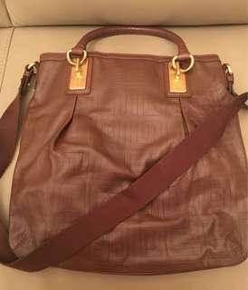 Givenchy 全牛皮shoulder bag