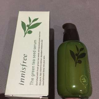 INNISFREE GREEN TEA SEED SERUM 80 ml