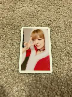 [WTT] Jeongyeon Twicecoaster Lane 1 Christmas Edition Photocard