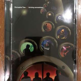 Porcupine Tree - Arriving Somewhere... DVD