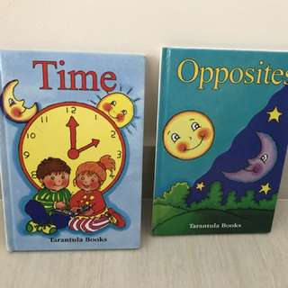 Story books for Early learners
