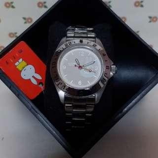 Miffy 正貨 鋼帶 手錶 割價大傾銷10