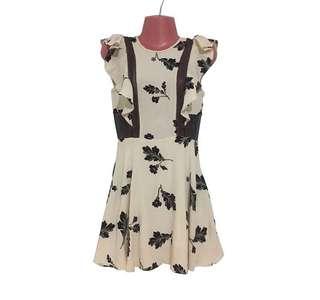 SNIDEL peek-a-boo dress (bnwt) (personal fave)