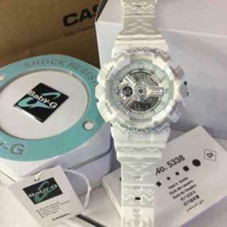 Casio White