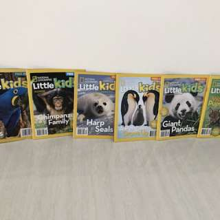 National Geographic - Little Kids Magazines