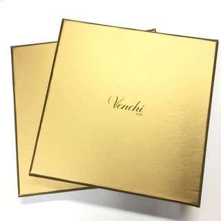 ✨Venchi Blend Chocolate Gift Box 16pcs 黑朱古力禮盒