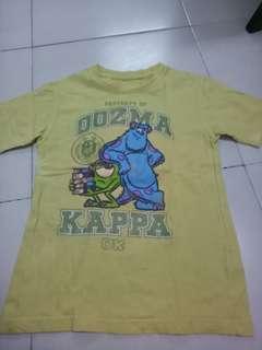 Tshirt Monster Disney