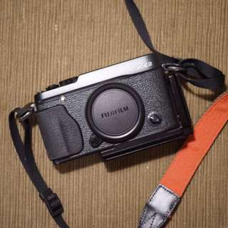 Fujifilm XE2 Camera Body Black