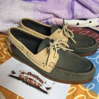(Sz 9US) Sebago 'DOCKSIDES' Boat Shoes