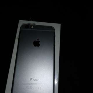 Iphone 6 16 space grey mulus