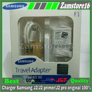Charger Samsung Galaxy J2 J2 Prime J2 Pro Original 100%